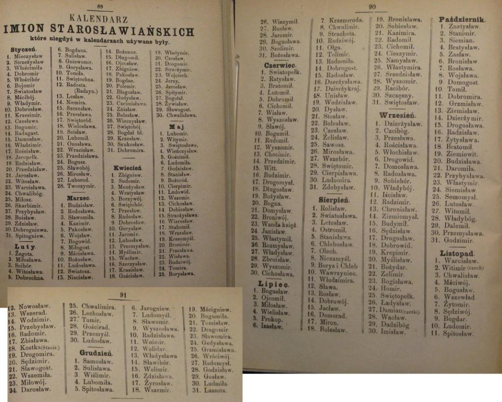 B. Z. Stęczyński, Przyjaciel wszystkich ludzi, czyli kalendarz sto-letni zastosowany do potrzeb teraźniejszych czasów, wymagań postępu ducha i wygody, jako niezbędny podręcznik dla mieszkańców krainy naszej.