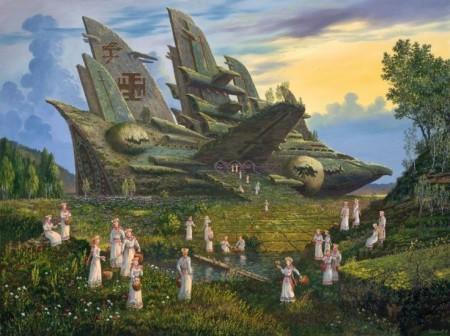 Wsiewołod Iwanow, Prawdziwa historia starożytnej Rusi (wedyjskiej)