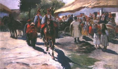 Włodzimierz Tetmajer, Wesele w Bronowicach