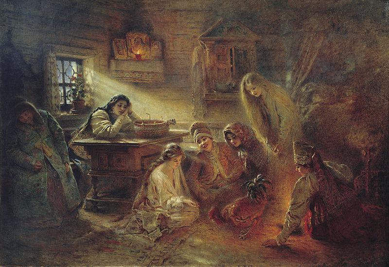 Andrzejki i Katarzynki – wróżby pogaństwem podszyte