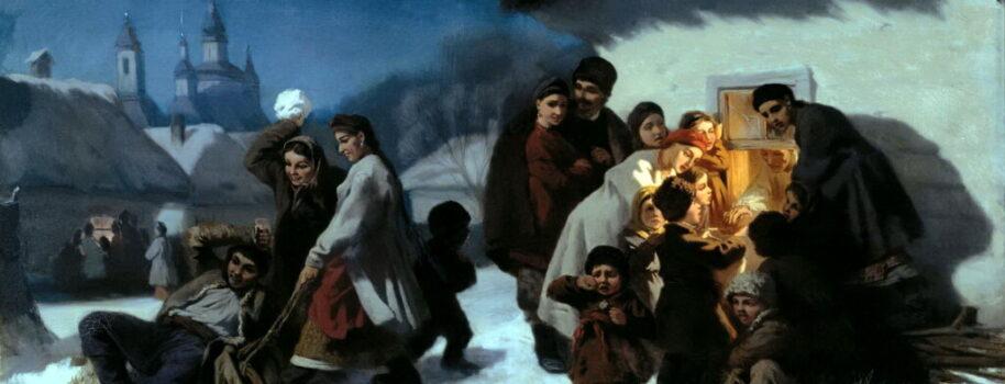Tradycyjna pogańska Wigilia