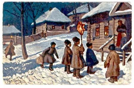 białoruskie kolędowanie