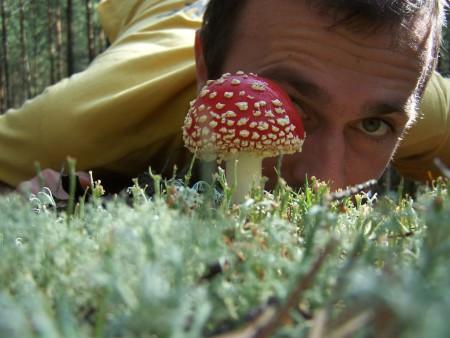 Radosław Sawicki, głównodowodzący całego przedsięwzięcia, to nie tylko popularyzator wiedzy o mitologii słowiańskiej, ale też zaangażowany miłośnik przyrody.