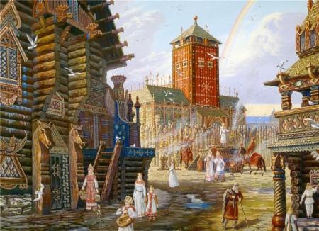 Arkona. Autor: Sergiej Iwanow