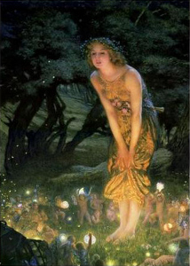 Edward Robert Hughes, Midsummer Eve