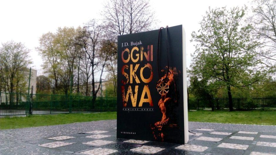 """""""Ogniskowa"""" Joanny Bujak  – groza ze słowiańskim demonem w tle"""